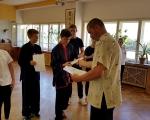 předání diplomů Tygři