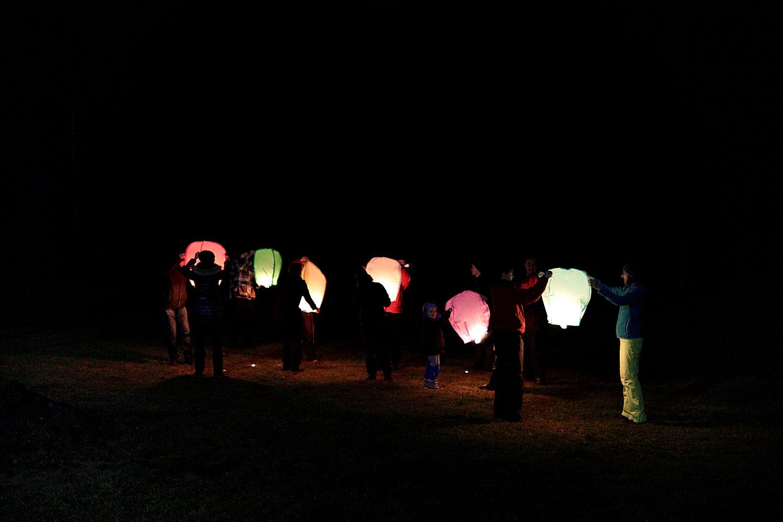 Silvestr 2017 na Talavanu
