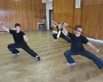 Kung-fu soustředění 2018