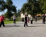 Talavan - seminář s mečem