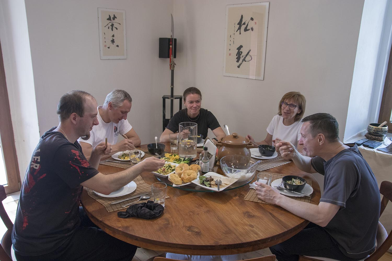 Otevřený seminář Tchaj-ťi 05/2019