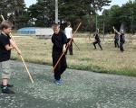 Příměstský kung-fu tábor 2019