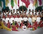 Wushu škola Huludao 2004