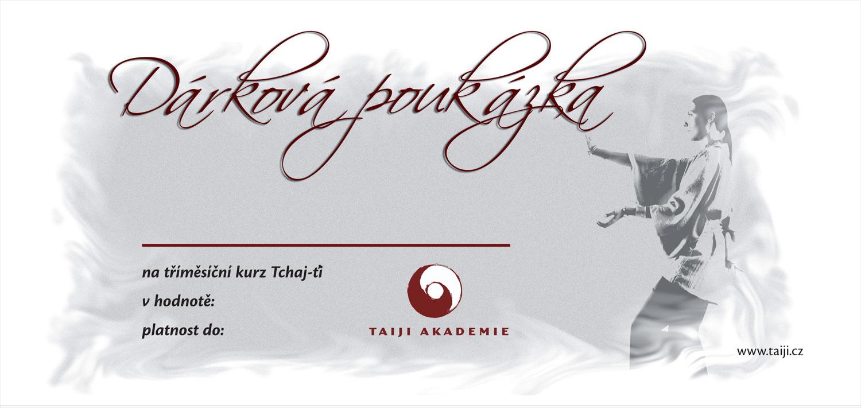 taichi-poukazka