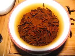 červený čaj